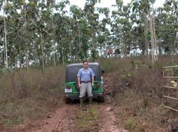 Forst-Ingenieur Dr. Diego Perez
