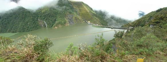 Wasserkraftwerke von Paute (1075 MW)