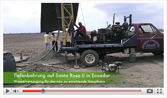 Video: Agraringenieur Knut Radicke berichtet aus Ecuador »»