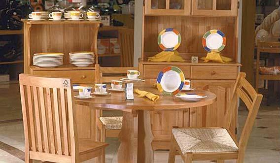 FSC zertifizierte Küchenmöbel