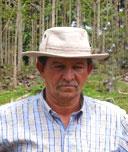 Vorarbeiter und Plantagenmanager Aurelio Jimenez
