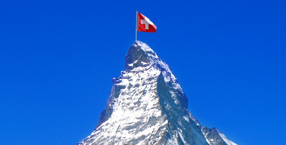 Schweiz besitzt stabilste Wirtschaft der Welt