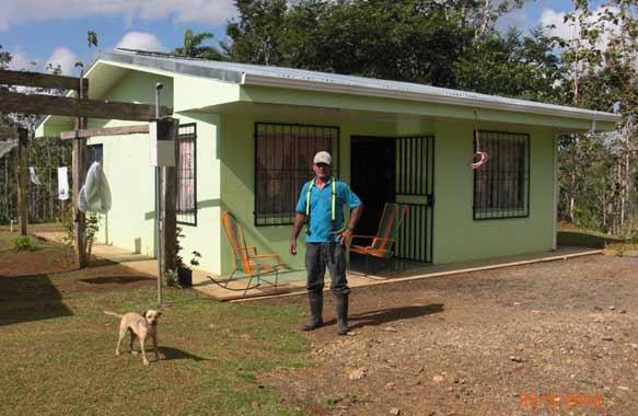 Life Forestry Teakplantage ''Santa Lucia''