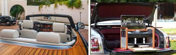 Rolls Royce Phantom Drophead Coupé