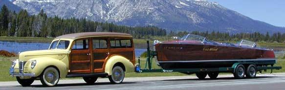 Ford Super Deluxe aus dem Jahr 1940