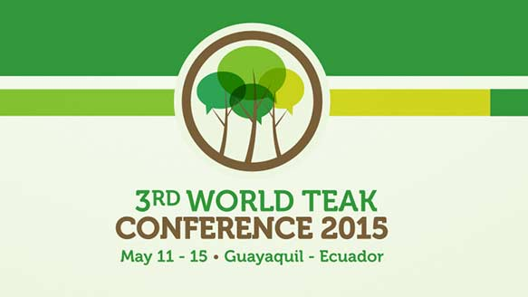World Teak Conference Ecuador