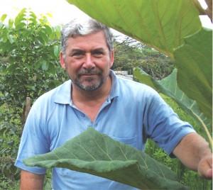 Agrar-Ingenieur Knut Radicke ist Geschäftsführer von Life Forestry Ecuador. Bild: Life Forestry