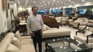 Teakholz spielt in Indien eine herausragende Rolle. Bild: BBC