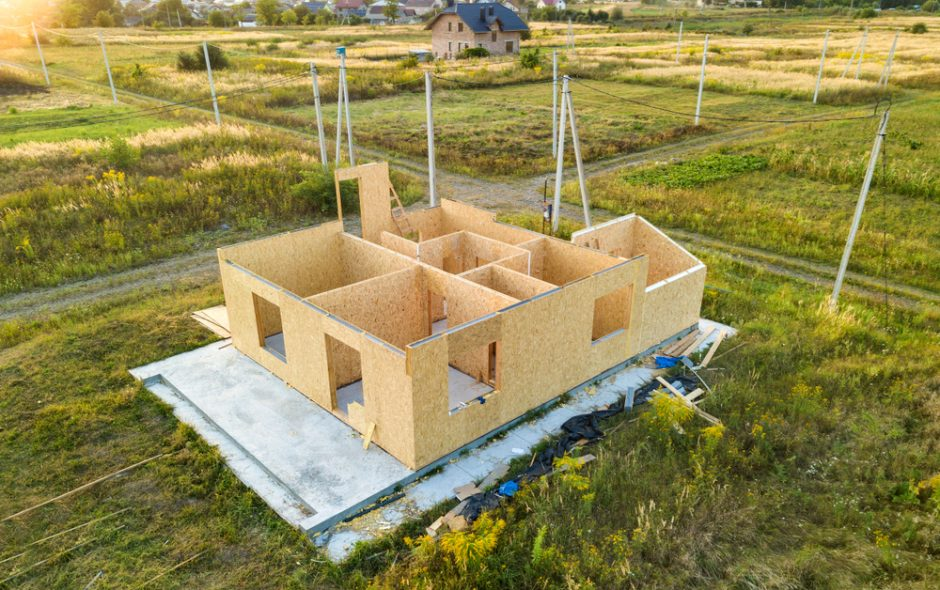Boomende Nachfrage: Holz-Fertighäuser begehrter denn je